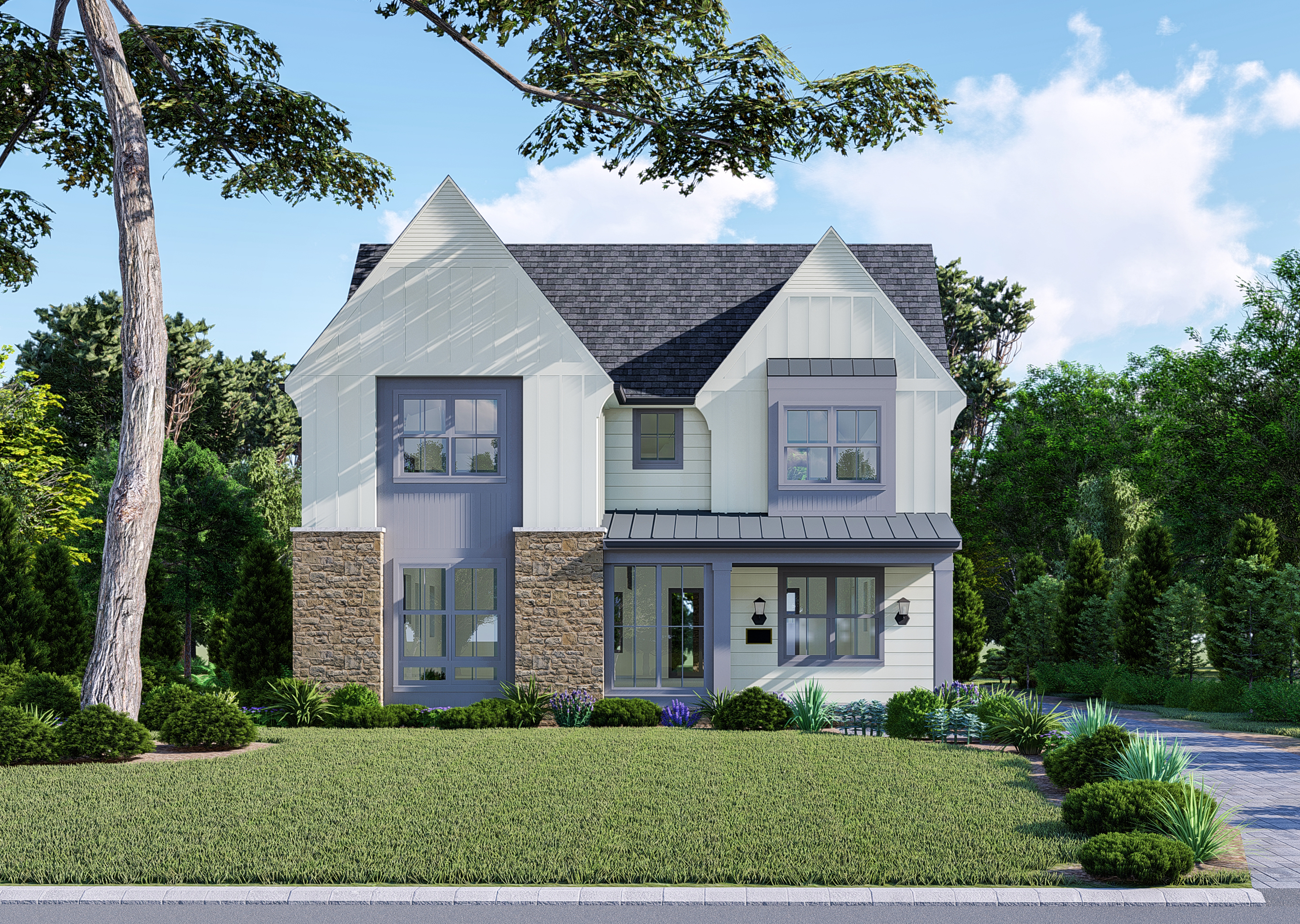 new construction home builder