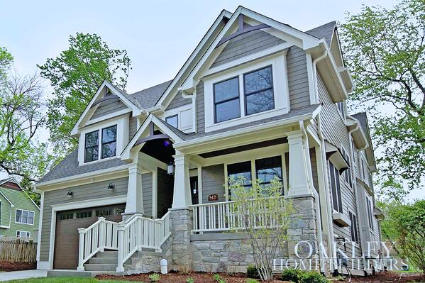 downers grove home builder craftsman