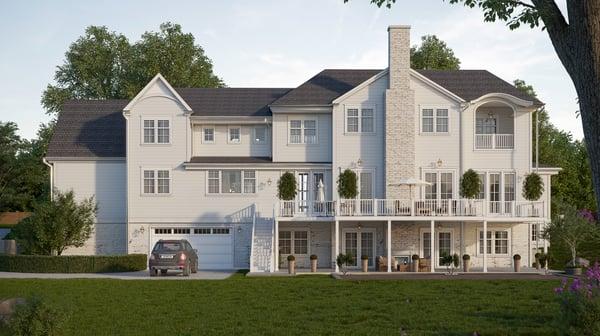 oakbrook home builder