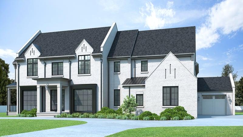 Naperville home builder