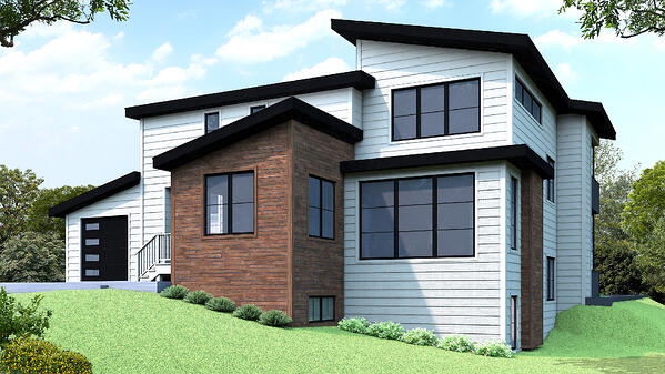 downers grove modern home builder