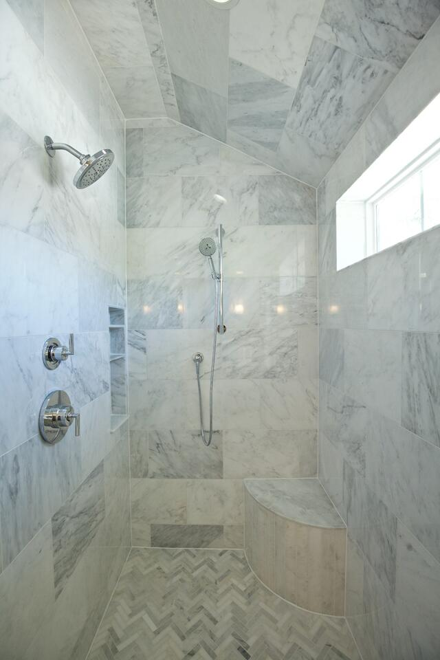 MarbleTileShower