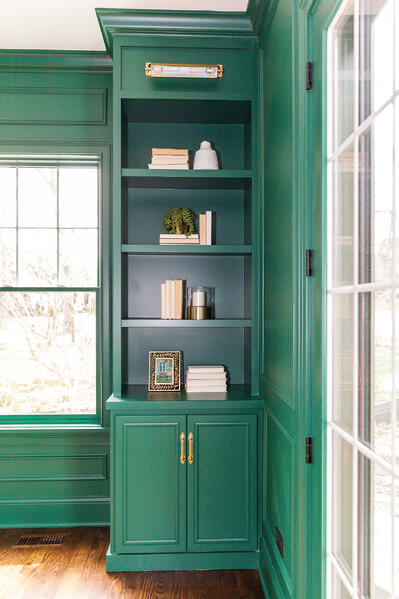 Best Green paint color