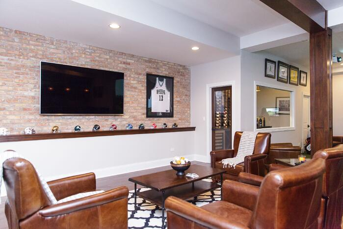 finished basement contractor
